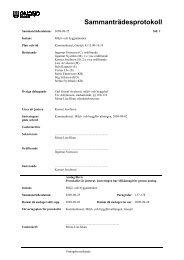 Miljö- och byggnämndens protokoll 20090825.pdf - Gnosjö kommun