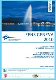 exHibitors' and sponsors' catalogue - Kenes Group