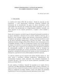 BOLIVIA. Dra. Marilyn Aparicio - Organismo Andino de Salud