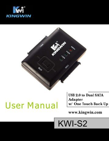 KWI-S2 User Manual