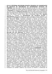 160ª Reunião Ordinária, realizada em 13/12/2006