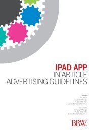 In-Article advertising guidelines - Fairfax Media Adcentre