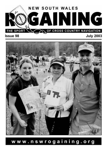 Download - NSW Rogaining Association