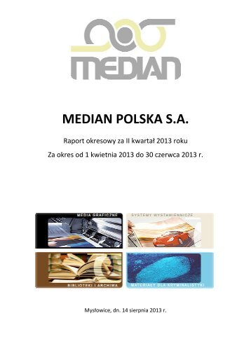 MEDIAN POLSKA S.A. - Bankier.pl