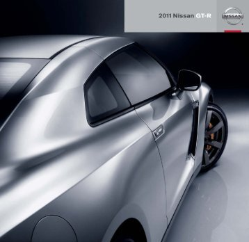 2011 Nissan GT-R - VIN Solutions