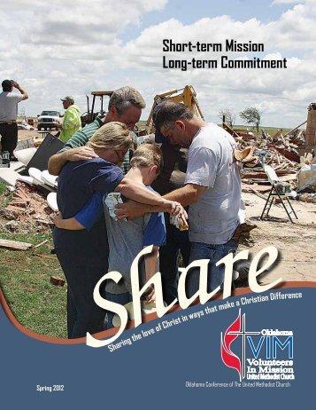 Short-term Mission Long-term Commitment - Okumcministries.org