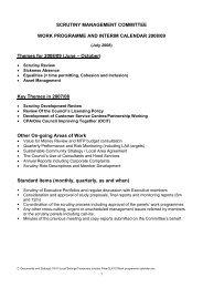 Work programme calendar.pdf - Newcastle City Council