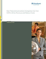 How Telecommunications Companies Can Use CCM to Drive ...