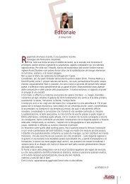 Editoriale - Camera di Commercio Italiana per la Svizzera