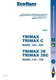 Manuale installatore Modelli 110 - 700 - Elco Ecoflam