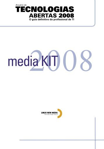 media KIT - Linux Magazine