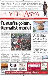 CIA'nın uçakları AKP izniyle uçtu - Yeni Asya