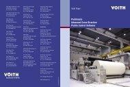 Profilmatic Advanced profile control strategies - Voith