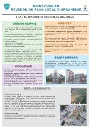 Projet plu réunion publique du 18-02-2009 - Saint-Fuscien