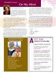 Assumption Magazine Winter 2009 - Assumption High School - Page 4