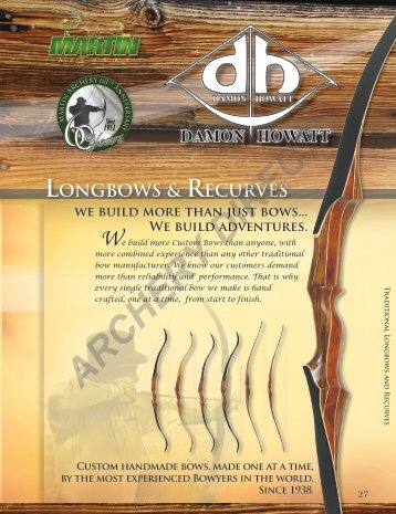 damon howatt - Archery Direct