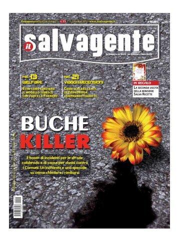 Il Salvagente n° 11 - Modenacinquestelle.it