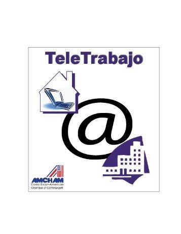 Tool kit para implementar Teletrabajo - Amcham