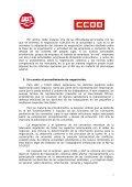 Propuesta Sindical Unitaria para la Reforma de la ... - CCOO - Page 7