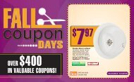 OVER $400 IN VALUABLE COUPONS! - DoitBest.com