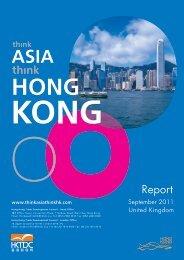 here - think ASIA, think HONG KONG
