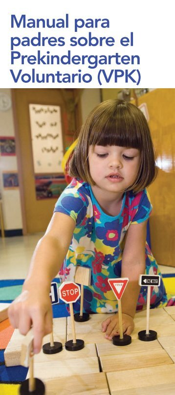VPK - Early Learning Coalition of Sarasota County