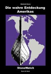 Die wahre Entdeckung Amerikas - StoneWatch