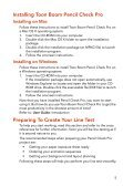 Toon Boom Pencil Check Pro Installation and Getting Started Guide - Page 7