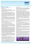 Download the 2011 Autumn edition - Australian Water Association - Page 3