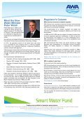 Download the 2011 Autumn edition - Australian Water Association - Page 5