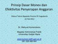 Monev dan Efektivitas Serapan Anggaran Publik #2.pdf