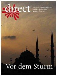 Zeitschrift der Katholischen Studierenden Jugend ... - weit weg.