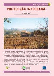 Boletim Informativo, Novembro 2003 -- Protecção Integrada - CNA