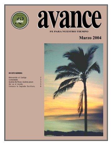 Avance 2004