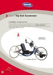 Top End® Excelerator - Sofamed