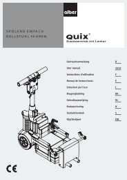 Gebruiksaanwijzing Quix.pdf - Invacare