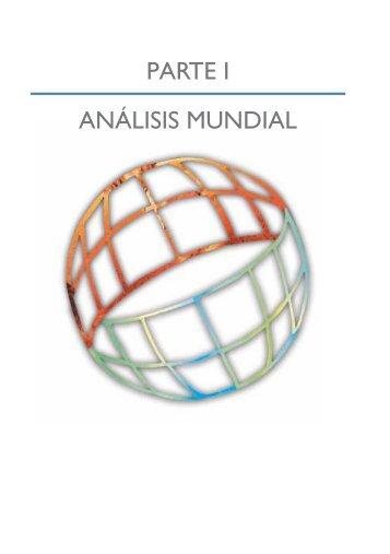 PARTE I ANÁLISIS MUNDIAL - Soluciones Dinámicas