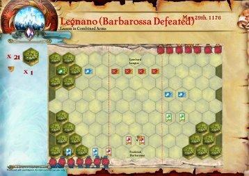 Legnano (Barbarossa Defeated)