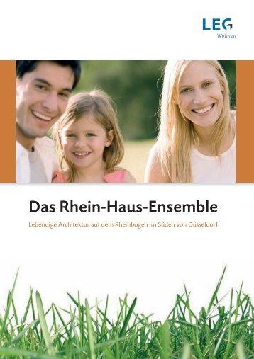 Das Rhein-Haus-Ensemble - Doppel.Design