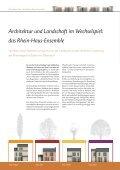 Das Rhein-Haus-Ensemble - Doppel.Design - Page 4