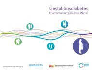 Gestationsdiabetes - ÖDG