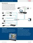 Bosch Video Over IP Product Guide 2011 - Use-IP - Page 5