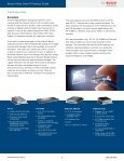 Bosch Video Over IP Product Guide 2011 - Use-IP - Page 7