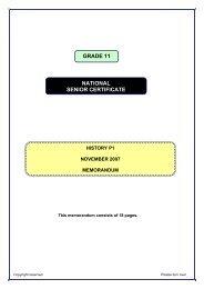 SECTION B - Curriculum Development