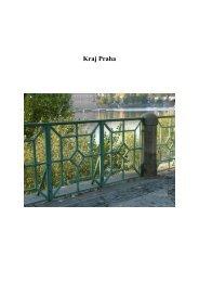 Hlavní město Praha - texty a fotodokumentace