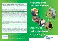 Brochure-installation CPAM.pdf - Le Pays du Périgord Noir