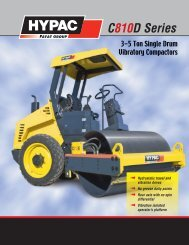 C810D Series - West Side Tractor Sales