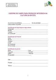 Caderno de Campo Batata - Embrapa