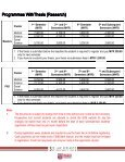 Applicable to all new students enrolled beginning Second Semester ... - Page 3