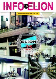 Info Elion 16